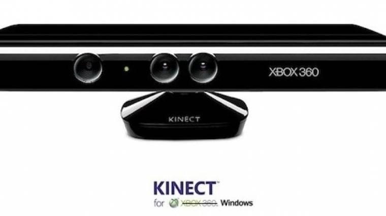 Kinect a PC-re kép