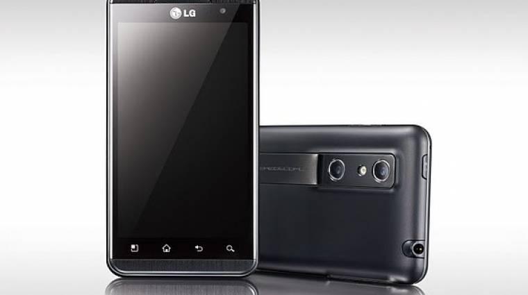 Négy LG mobilra már biztosan jön az Android 4.0 kép