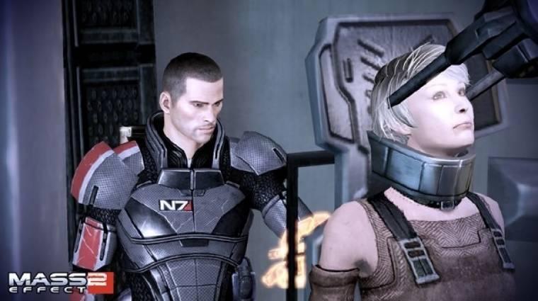 Mass Effect 2: Arrival magyarítás bevezetőkép