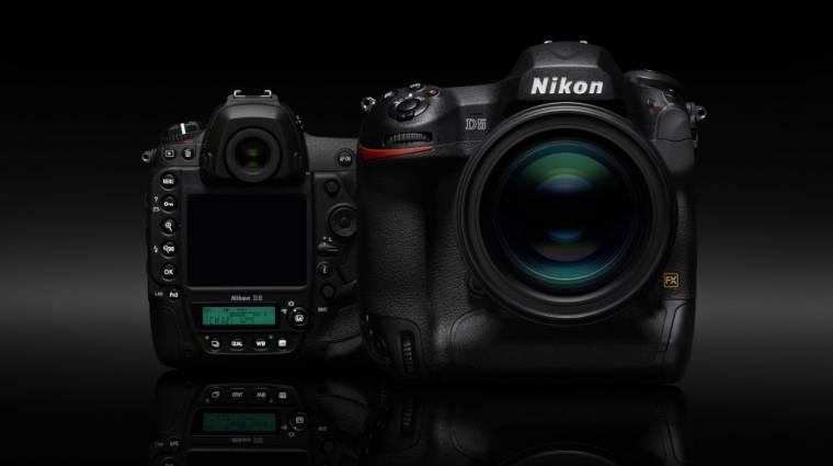 Hamarosan megmutatja magát a Nikon D6 kép