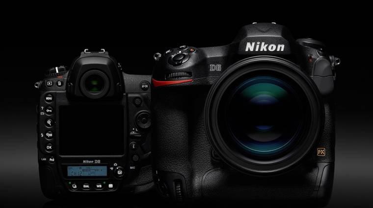 A koronavírus miatt késik a Nikon D6 kép