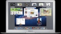 Mac OS X Lion: 1 millió letöltés 24 óra alatt kép