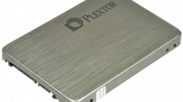 Új SSD-k a Plextortól kép