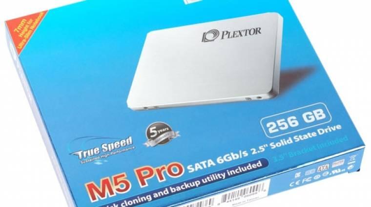 Felsőkategóriás SSD-vel újít a Plextor kép