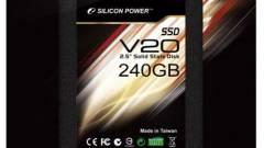 Gyors SSD-k a Silicon Powertől kép