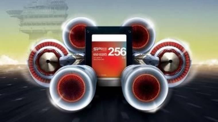 Új SSD-k a Silicon Powertől kép