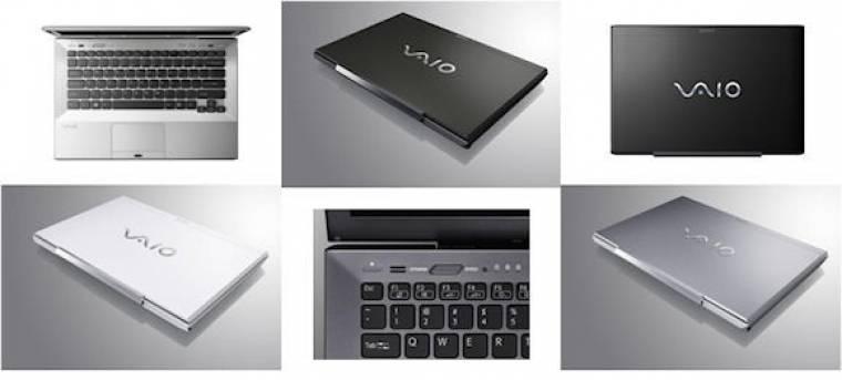 Sony Vaio S