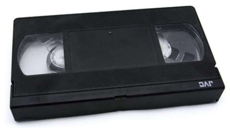 Toshiba D-BW500 VHS-Blu-ray kombó kép