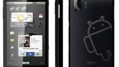 Bevállalható okostelefon a ZTE-től kép