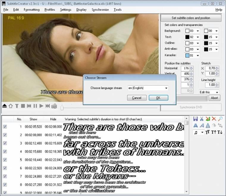 bf4112fabf A DVD-feliratok rippelése és használata - PC World