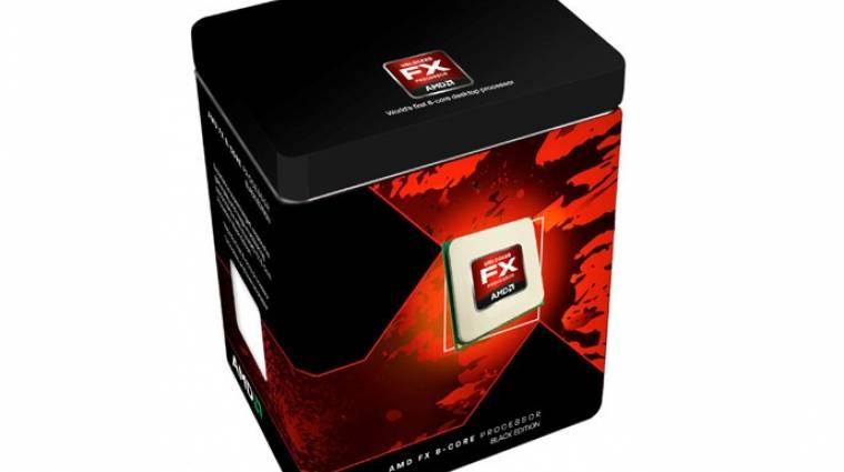 Október 13-án jönnek az AMD FX processzorok kép