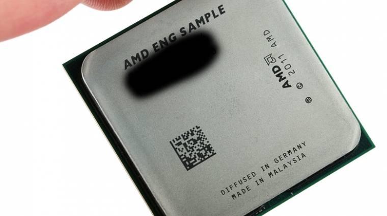 Már az FX széria második hullámán dolgozik az AMD kép