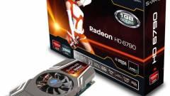 Olcsón érkezik az AMD Radeon HD 6790 kép