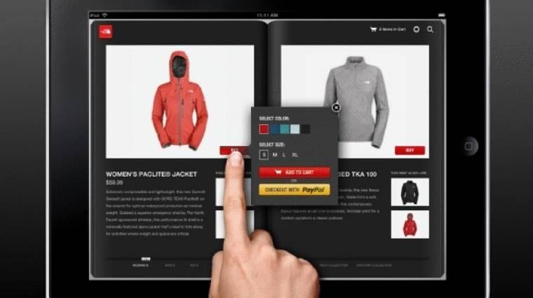 Karácsonykor az online vásárlások közel ötöde mobilról történt kép
