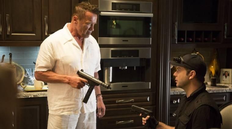 Nyírjuk ki Gunthert trailer - így próbálják meg likvidálni Schwarzeneggert (Frissítve) kép