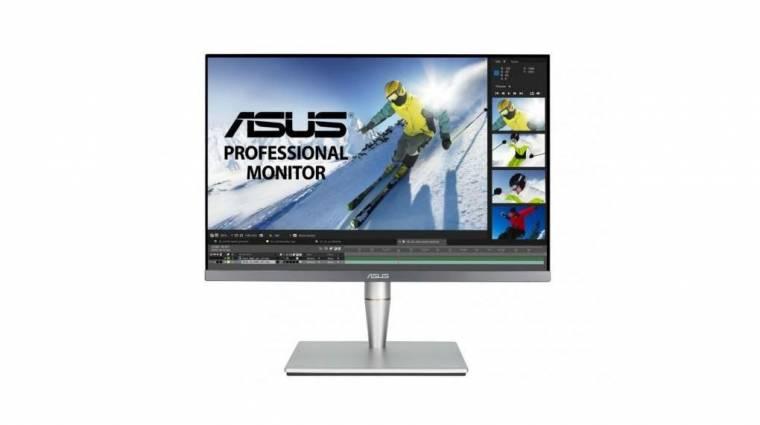 HDR400-as monitort villantott a tartalomgyártóknak az ASUS kép