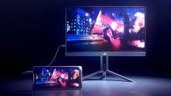 Gamereknek szánt, hordozható monitorral újított az ASUS kép
