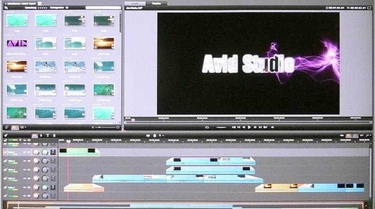 Avid Studio: továbblépés Pinnacle Studio rajongóknak kép