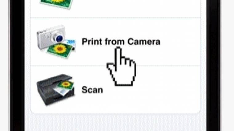 PDF nyomtatás okostelefonról Brother nyomtatókra kép