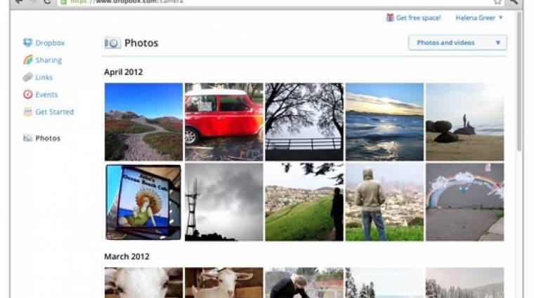 Visszavág a Google-nek a Dropbox kép