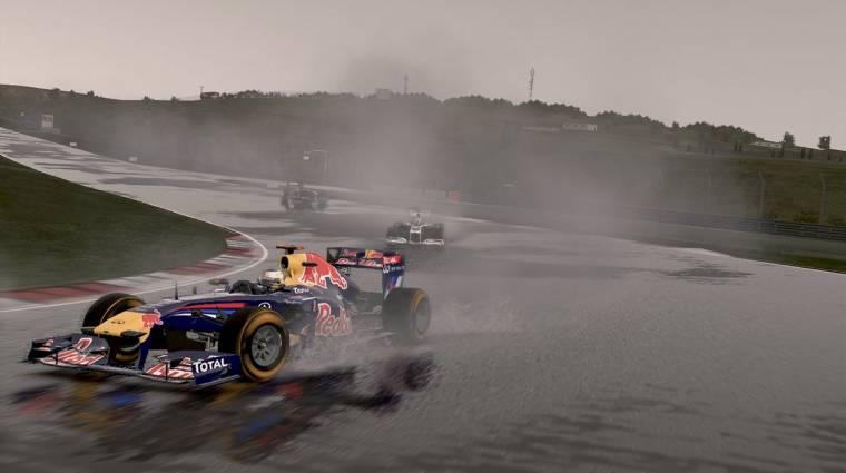 F1 2011 - PS Vita Launch Trailer bevezetőkép