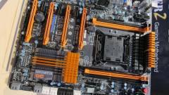 Az Intel X79-es alaplapok nem bírnak a komolyabb CPU-hűtőkkel kép