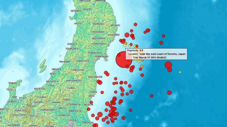 Megtorpanhat az IT-piac a Japánban történt katasztrófák miatt kép