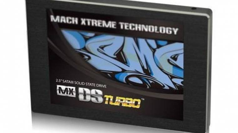 Mach Xtreme MX-DS Turbo SSD-k Európában kép