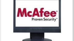 Elhagyott okostelefont véd a McAfee kép