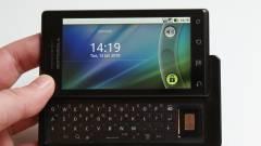 Végre frissül a Motorola MILESTONE kép
