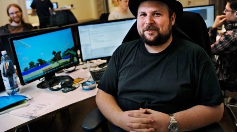 A Minecraft alkotója szívesen csinálna valami újat, de a közönséget kérdezi, hogy mi legyen az bevezetőkép