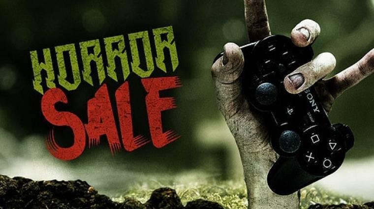 PlayStation Network - elindult a Horror Sale bevezetőkép