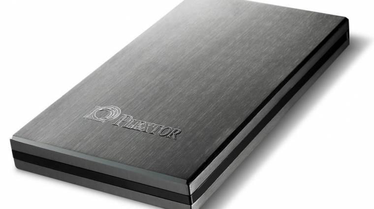 Plextor: USB 3.0-ás, hordozható HDD kép