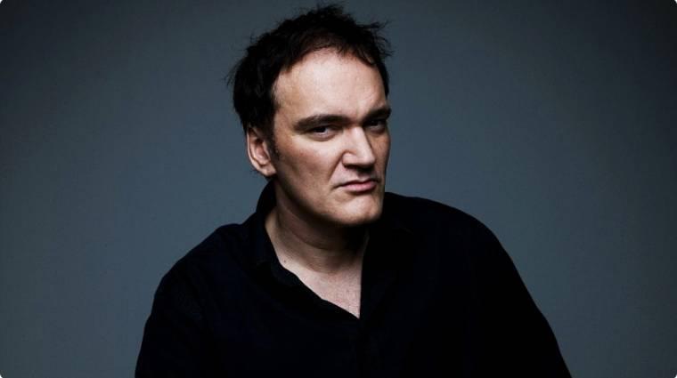 Tarantino befejezte új filmjének szkriptjét, szakít Weinsteinékkel kép