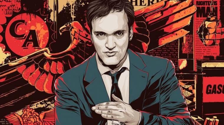 Quentin Tarantino Star Trek filmje már biztosan R-besorolást kap bevezetőkép