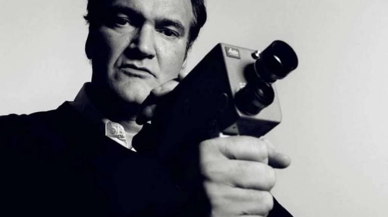 Egy horror lehet Quentin Tarantino utolsó filmje bevezetőkép