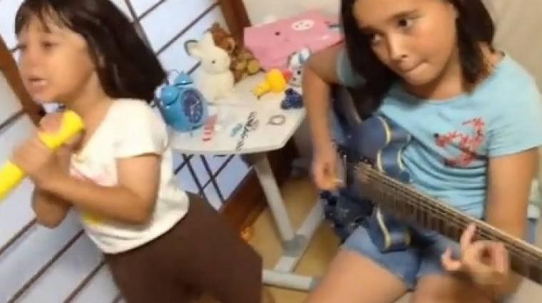 Rocksmith - egy 10 éves kislány jobban zúzza, mint te bevezetőkép