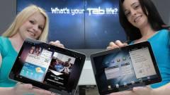 Hazánkban is kapható lesz a Galaxy Tab 8.9 kép