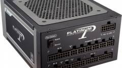 1000 wattos Seasonic táp 80Plus Platinum minősítéssel kép