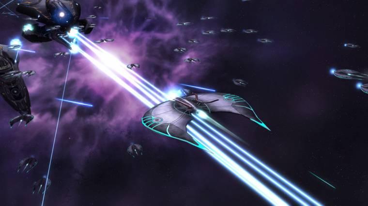 A szeptemberi PC World ajándék játéka - Sins of a Solar Empire: Rebellion kép