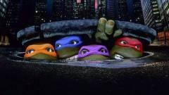 Felnőtteket célzó Tini Nindzsa Teknőcök élőszereplős sorozat készülhet kép