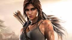Megtalálták az új Lara Croftot! kép