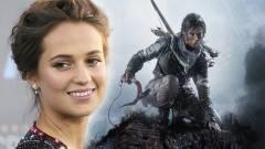 Premierdátumot kapott Alicia Vikander Tomb Raider filmje kép