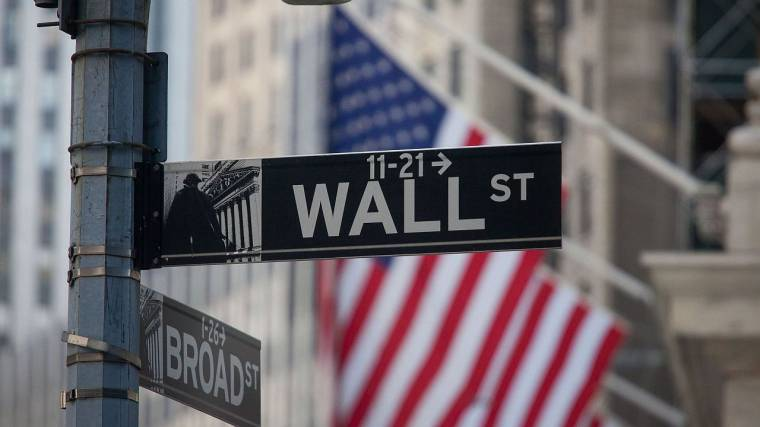 Never before have they seen anything like this on the Wall Street in the money market