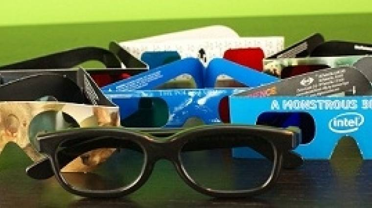3D-s filmnézés házilag kép