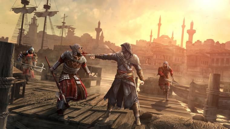 Így kaphatsz ajándékba egy Assassin's Creed játékot bevezetőkép