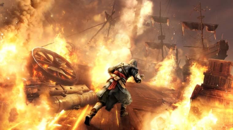 Pénteki 8-bites: ilyen lenne az Assassin's Creed egy C-64-en bevezetőkép