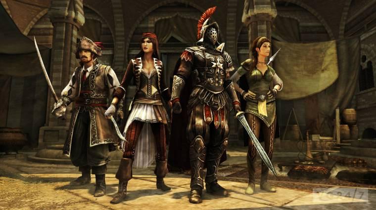 Assassin's Creed Revelations - a teljes E3 videó bevezetőkép