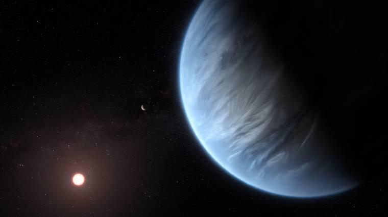 Akár 24 bolygó is lehet, amely a Földnél is jobb életfeltételekkel rendelkezik kép