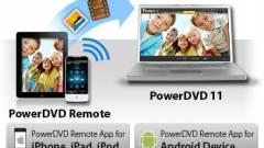 PowerDVD 11 - mobilról és Facebookról is lejátszik kép